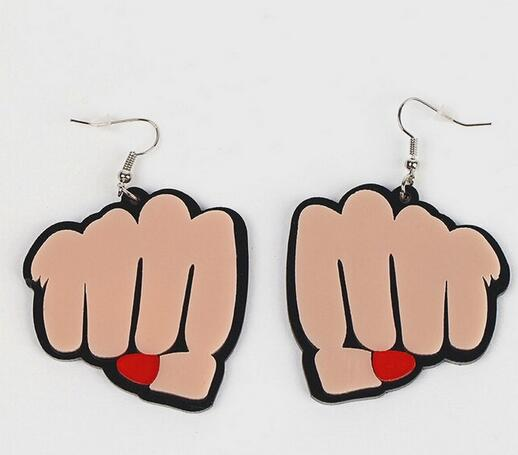 2017-new-fashion-punk-rock-acrylic-The-fist-drop-earrings-for-women-girl-club-party-jewelry.jpg
